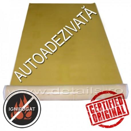 Membrana fonoizolanta BlockTec 70 autoadezivata (6,16 mp)