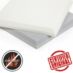Placi fonoabsorbante decorative BasotectⓇ 615 mm x 615 mm x 40 mm