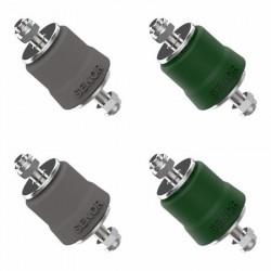 Amortizoare acustice antivibratii pentru sisteme de aer conditionat