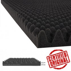 Burete cofrat fonoabsorbant 200 cm x 100 cm