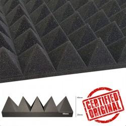 Burete piramidal ignifugat 96 cm x 96 cm x 6,5 cm