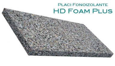 Placi fonoizolante HD Foam Plus